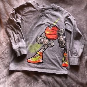 Nike shirt longsleeve
